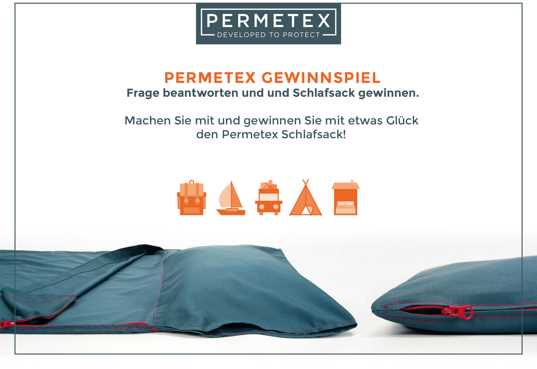 Permetex Sleep for fit Gewinnspiel